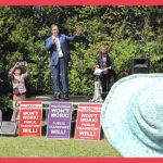 Jamie Parker, Member for Balmain @ LAW's Leichhardt rally, September 2016